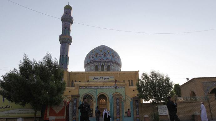 The true spirit of Iraq