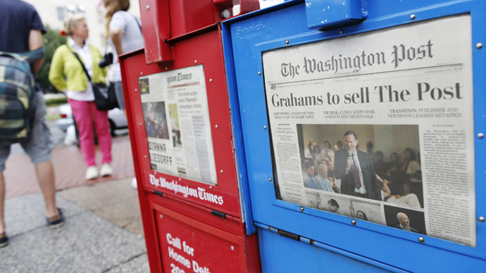 When lies and half-truths rule the Washington op-ed pages, danger lurks