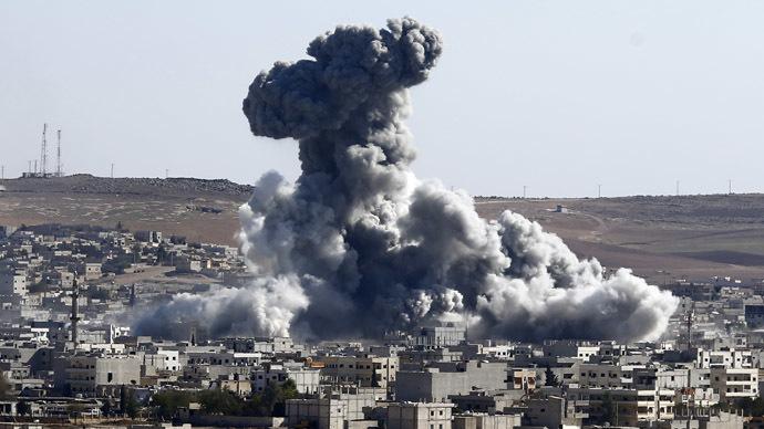 Turks, Kurds, Americans: the Kobani riddle