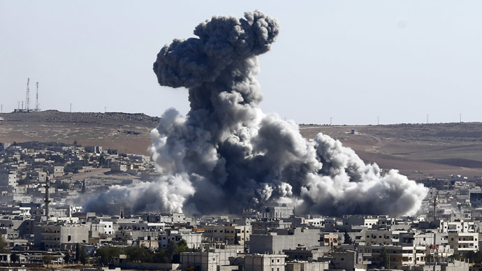 ​Turks, Kurds, Americans: the Kobani riddle