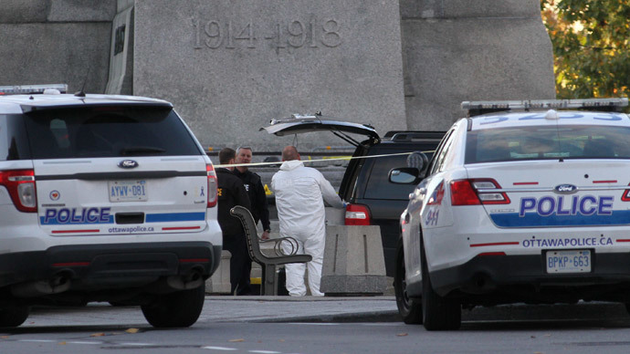 'Ottawa shooting shouldn't be used as pretext for stripping away more civil liberties'