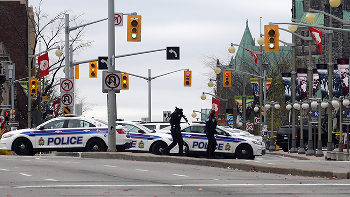 'Canadian govt to use Ottawa shootings to justify its preconceived M.E. agenda'