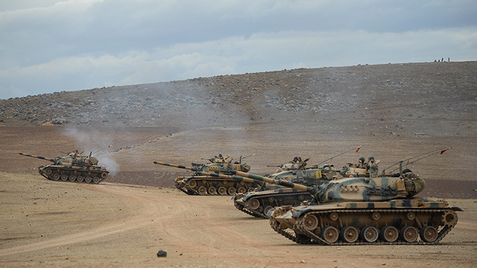 Blood & oil: Turks, Kurds, and the Islamic State
