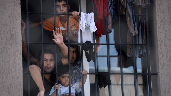 ​In Europe refugees are guilty until proven innocent