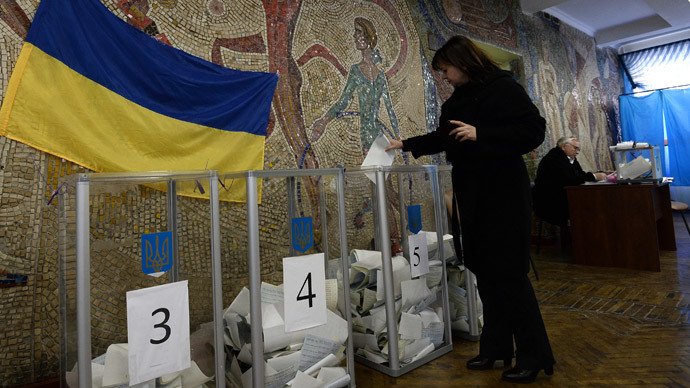 'Main legitimacy concern: Ukrainian parties opposed to 'Euromaidan' faced restrictions'