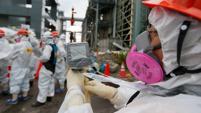 Fukushima Darkness: Radiation of Triple Meltdowns Felt Worldwide Fukushima.si