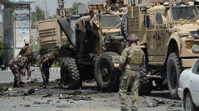 'Afghanistan was never an international terrorist hub'