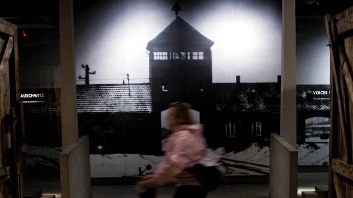 Using the Holocaust to justify war on Assad