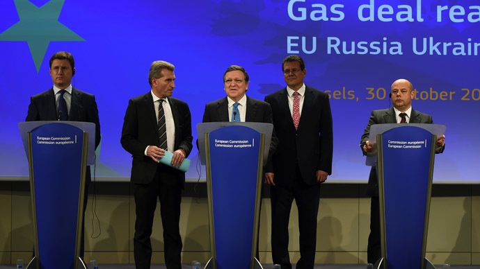 'Europe to pay for the whole mess in Ukraine'