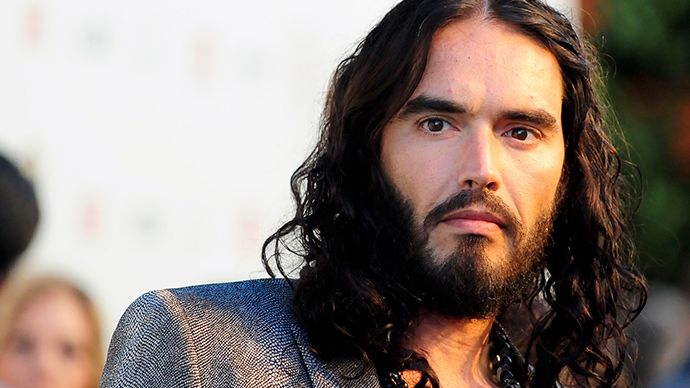 Tally ho! The elite's new blood sport: Russell Brand hunting