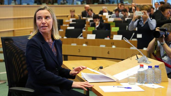 'US keen on having Europeans on the hook'