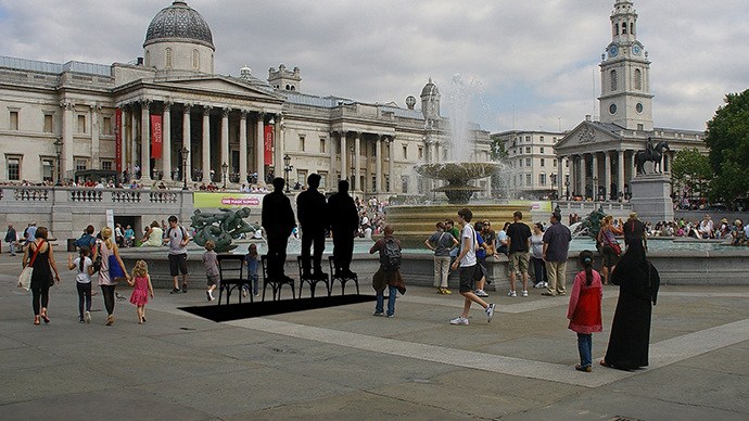 'Art can be political' – sculptor of Snowden-Assange-Manning monument