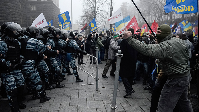 Almost 12 months on from Maidan... how Ukraine was destroyed