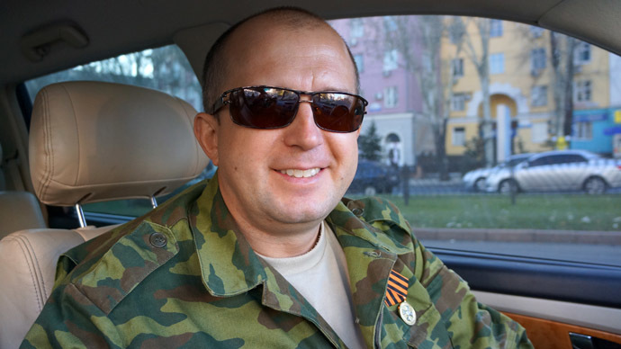 A Mormon in the Donbass militia: 'A volunteer's motivation beats that of a draftee'