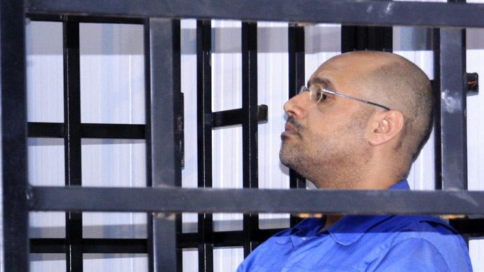 'Idea of the ICC hearing Gaddafi's son case is a farce'