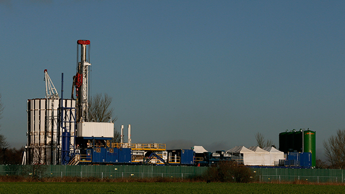 'Fracking firms to push ahead with drilling till money is involved'