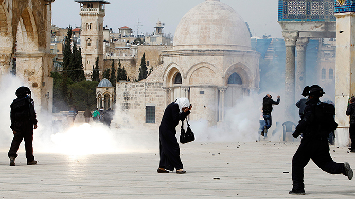 'New wave of Israeli-Palestinian tension might develop into new intifada'