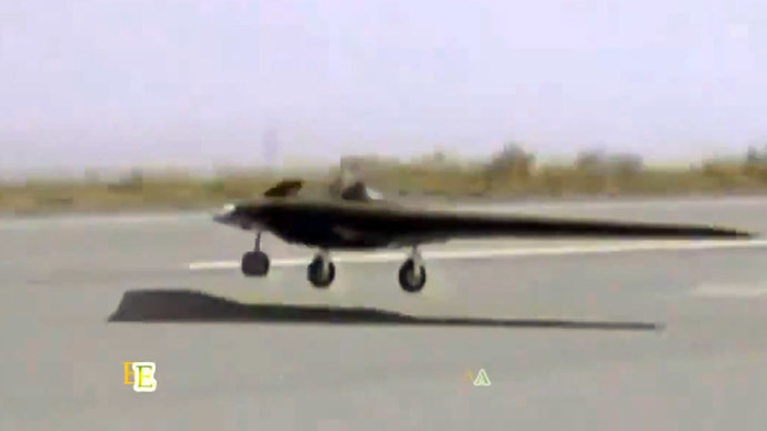 'Stealth drone technology – ace in Tehran hands'