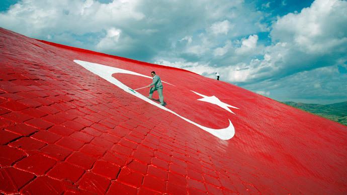 Reuters / Umit Bektas