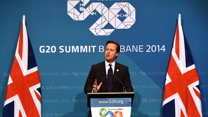 Yes, Cameron - there's a 3rd recession coming - and you're to blame!