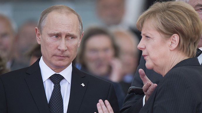 ​EU is in serious trouble and it's not Russia's fault