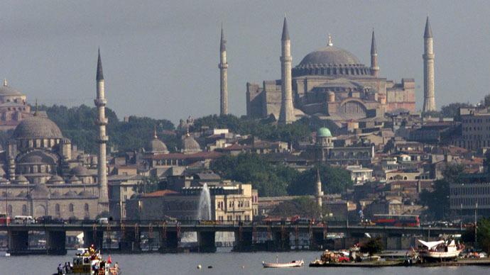 Reuters/Fatih Saribas