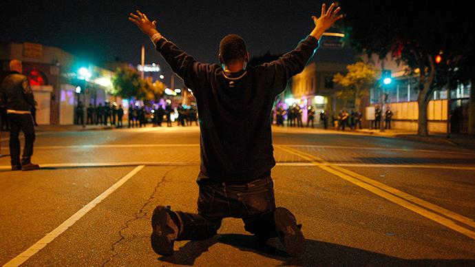 'Racial animosity in US not over'