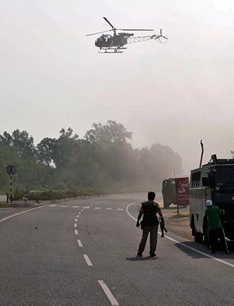 Reuters / Mukesh Gupta