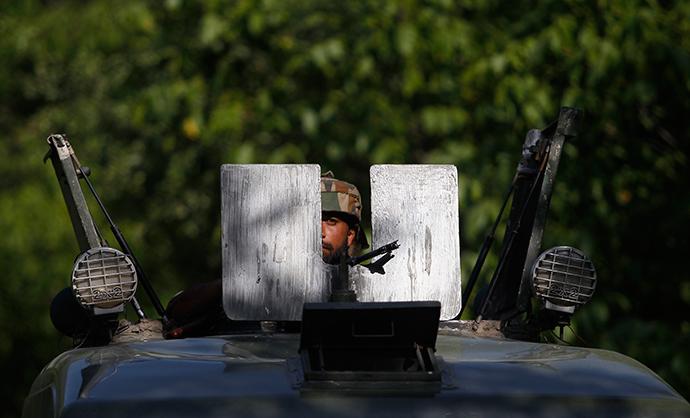 Reuters / Danish Ismail