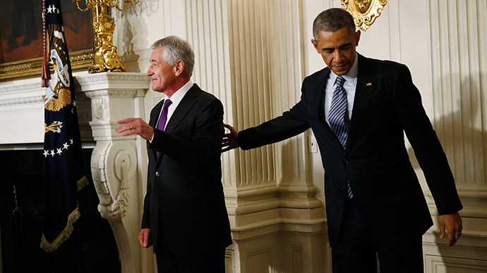 'Washington, the Hollywood of politics': story behind Hagel's exit