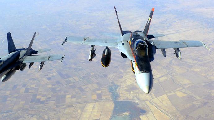 "Is Washington training a rebel army to ""Occupy"" Syria?"