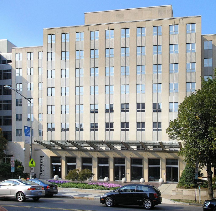 Brookings Institution in Washington, D.C.. (Image from wikipedia.org)