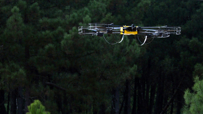 'Huge untested market for drones: Nobody knows where it's going to'