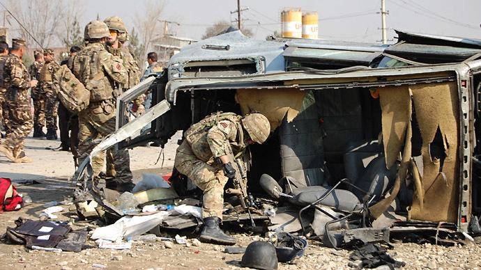 'Kabul Taliban attack proves entire US-led campaign was a failure'