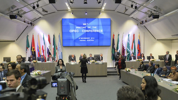 'OPEC decision will undermine global oil industry'