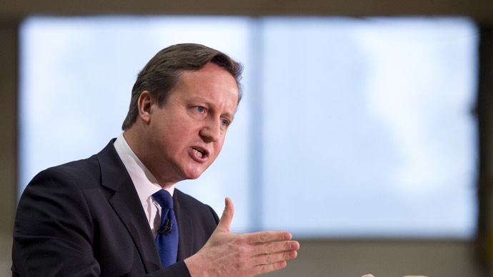 UK freedoms at risk as govt security report gives PM support for tougher measures