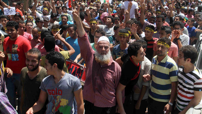'Mubarak verdict – proof the Arab Spring in Egypt failed'