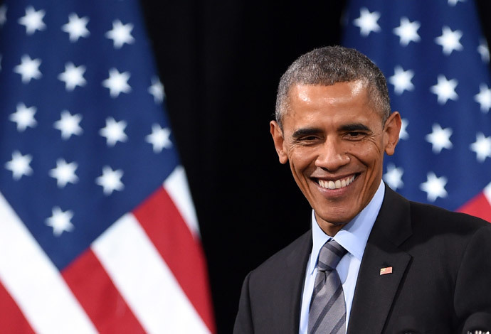 U.S. President Barack Obama (Ethan Miller / Getty Images / AFP)