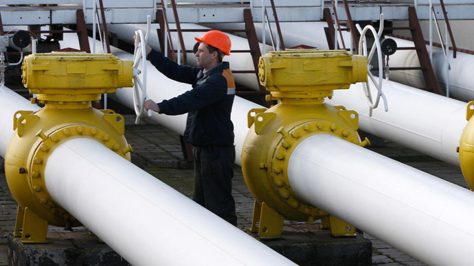 'Europe needs diversified gas supply, Russia diversified consumers'