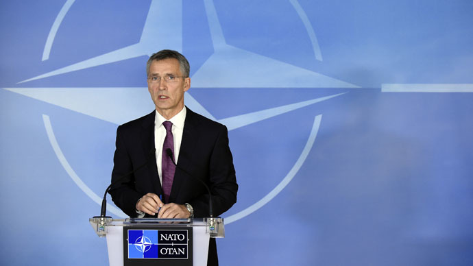 'NATO's disastrous expansion at the core of the Ukraine conflict'