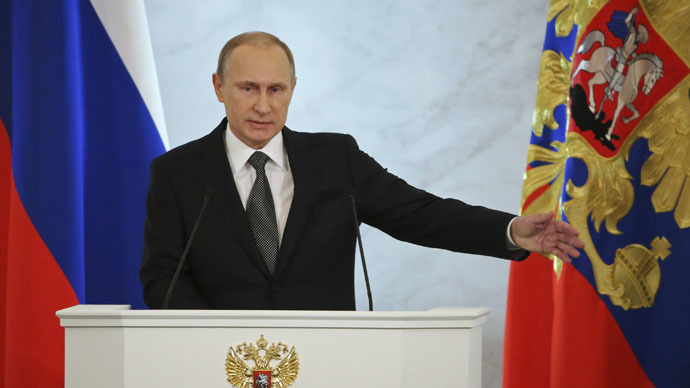 'Putin made perfectly clear that Russia won't be bullied by West'