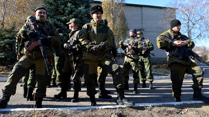 What brings prosperous Westerners to join E. Ukraine militias?