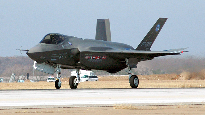 'Every F-35 a country buys from Lockheed Martin damages its defense'