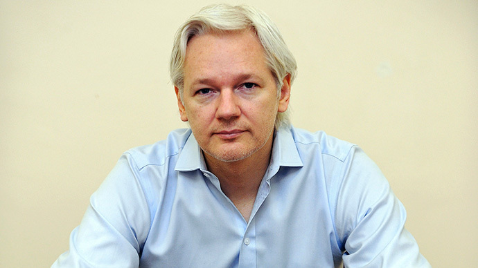 'Assange case - a witch-hunt by Swedish govt pressed by US'