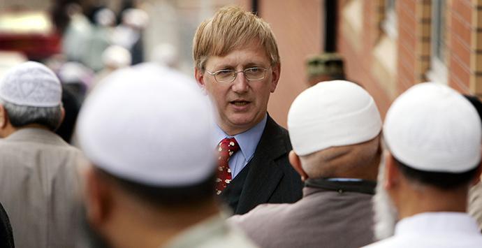 Britain's former ambassador to Uzbekistan Craig Murray (Reuters / Darren Staples DS / Rus)