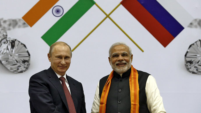 ​20 deals in 24 hours: Russia-India relations given $100 billion-worth boost