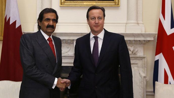 Hush Money: West turns blind eye on Qatar's terrorism funding