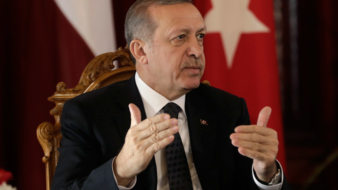Revitalized Turkey drifts away from Europe and towards Eurasia