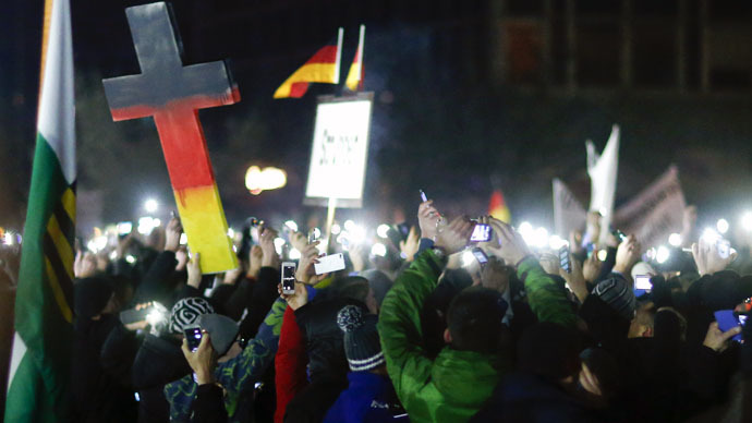 'Islamophobia, EU criticism - two pillars of populism and extremism in Germany'