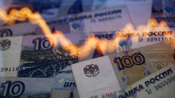 'Ruble slide: Speculators moved in as Central Bank was asleep at the wheel'